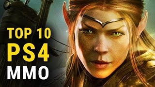 Top 10 MMO Games on the PlayStation 4