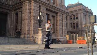 Black Lives Matter Rally At Texas Capitol