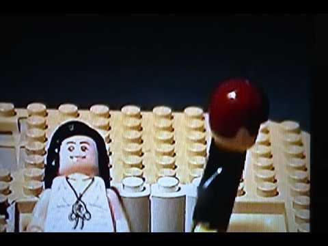 LEGO JAWS PART 1 - YouTube