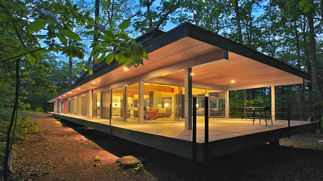 Home Of The Week A Modern Treehouse In The West Virginia