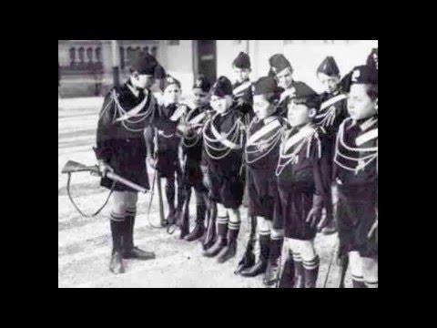 Italian Blackshirts and fascism