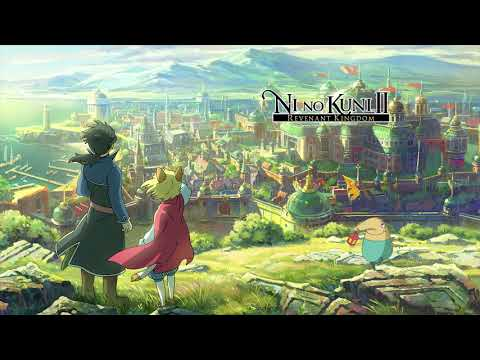 Ni No Kuni 2 Overworld Theme - Main Theme - OST