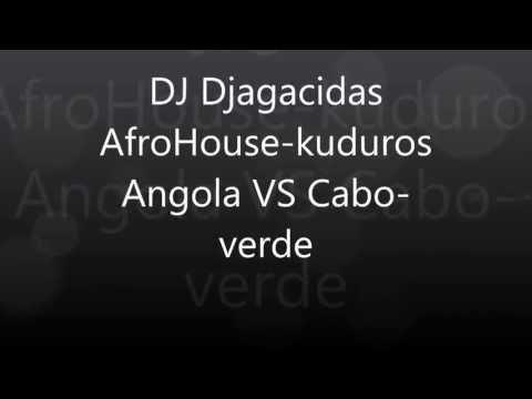 Afrohousekuduro2013- Angola vs Cabo-verde - Live Mix