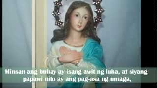 Awit sa Ina | Song for Our Lady of Assumption (with lyrics)