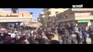 في سوريا داعش تجلد البنات وتصادر الخبز