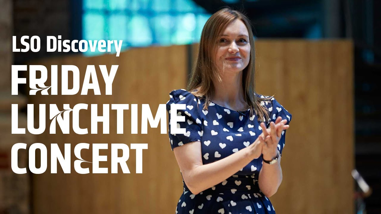 Download Saint-Saëns, Richard Bissill & Bethan Morgan Williams // LSO Discovery Friday Lunchtime Concert