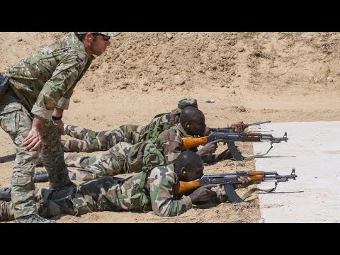 New video released of U.S. soldier killed in Niger