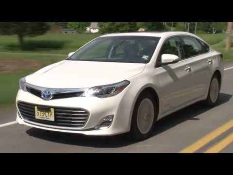 2013 Toyota Avalon Hybrid - Drive Time Review with Steve Hammes | TestDriveNow