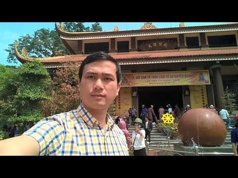 Review | đường đi thiền viện trúc lâm yên tử | LAN PAGODA | 2018 Vietnam Discovery Travel