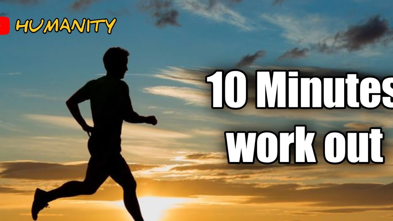 PSI Running-10 minutes work out...