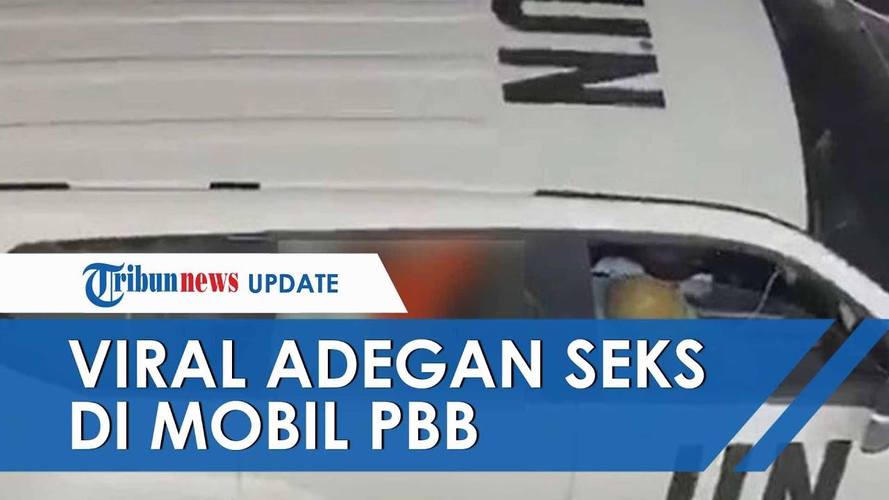 Viral Video Adegan Mesum di Mobil PBB, Posisi Pria Berseragam dan Wanita Baju Merah Tuai Sorotan.com