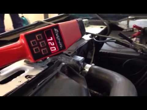 Lincoln Town Car H O Conversion Engine Bay Run Youtube