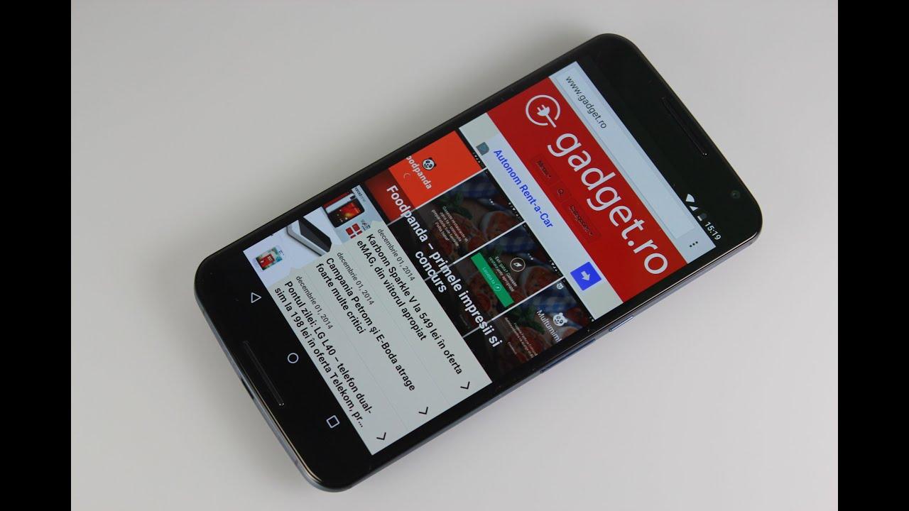 Motorola Nexus 6 - specifications, reviews, images, photos