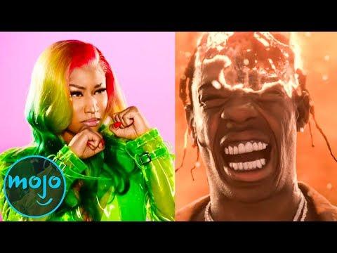 Top 10 Shadiest Nicki Minaj Moments