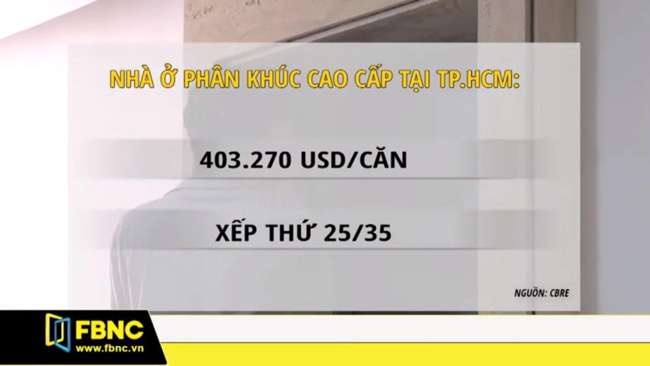 Giờ tin sáng 17/04/19: Giá nhà TPHCM rẻ thứ 2 trên toàn cầu