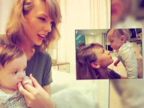 taylor swift and baby picture 2016 youtube. Black Bedroom Furniture Sets. Home Design Ideas