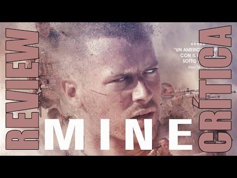 Mine - CRÍTICA - SPOILER/NO SPOILER - REVIEW - OPINIÓN - John Doe - Armie Hammer - Annabelle Wallis