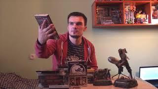 Моя коллекция игр Mortal Kombat (ЧАСТЬ 2)