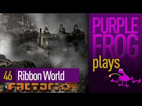 Oil Barons, Ribbon Factorio Let's Play Ep #46
