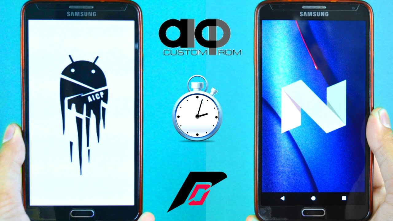 Aicp 12 1 vs Resurrection Rom 5 8 5 (Android 7 1 2 Nougat) (Note 3 N900)