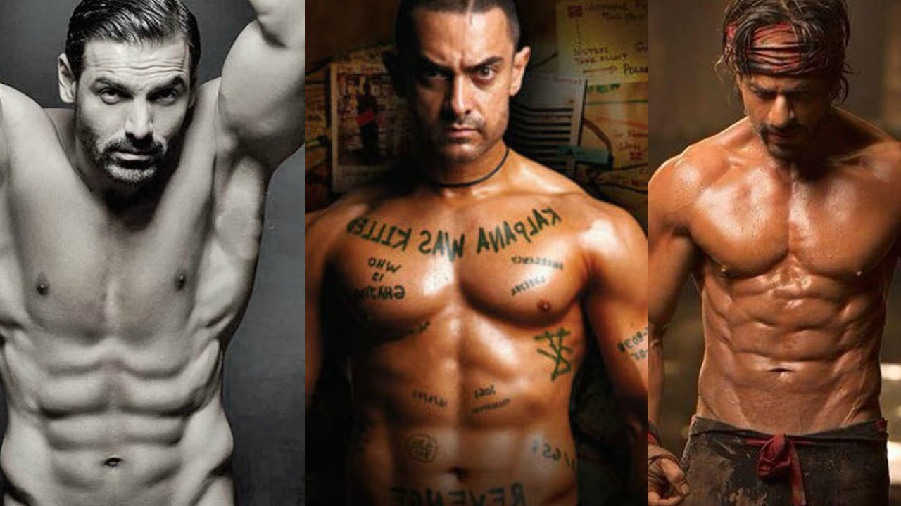 How To Get A Body Like A Bollywood Actor - John Abraham, Hrithik ...