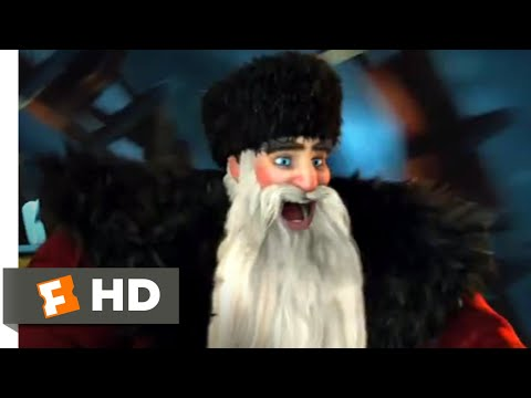 rise-of-the-guardians---santa's-sleigh-ride-|-fandango-family