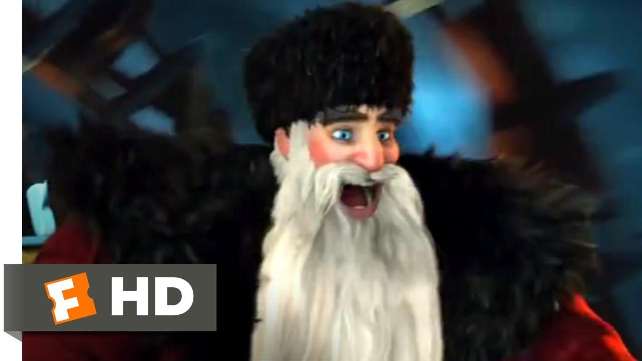 Download Rise of the Guardians - Santa's Sleigh Ride   Fandango Family