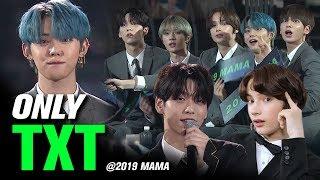 TOMORROW X TOGETHER(투모로우바이투게더) at 2019 MAMA All Moments Video