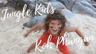 Jungle Kids -  Koh Phangan - Erlebnisspielplatz - Fun und Action