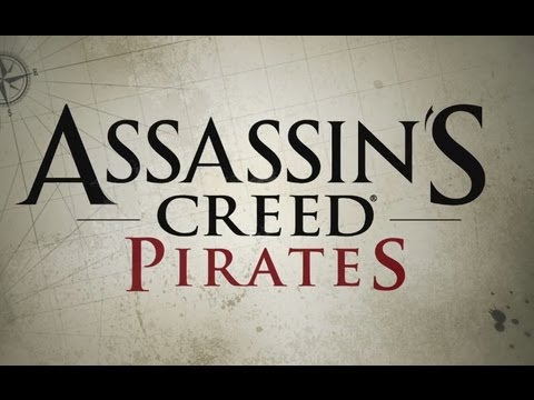Assassins Creed: Pirates — Анонс