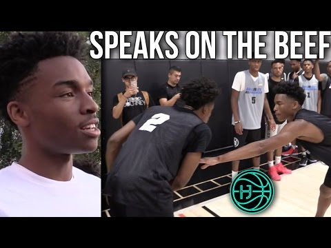 Jaylen Hands SPEAKS on Collin Sexton BEEF! + BILAAG FULL HIGHLIGHTS