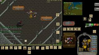 Practicing some 2 vs 1 survival vs two tier3 mages - Ultima Online Atlantic Server