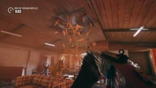 Sneaky trick with smoke!!    -Tom Clancy's Rainbow Six® Siege