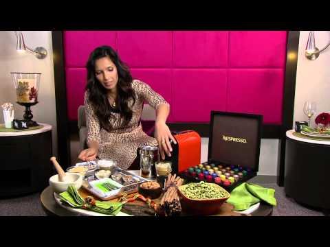 Q&A: Top Chef's Padma Lakshmi Gives Fall Entertaining Tips