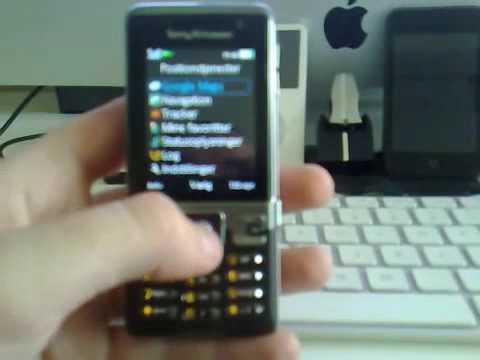 YouTube Sony Ericsson C702