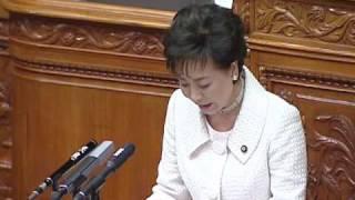 松あきら副代表 代表質問 2/3 1月20日(水)