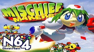 Mischief Makers - Nintendo 64 Review - Ultra HDMI - HD