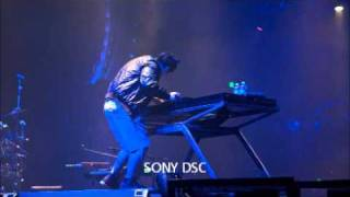 Linkin park - Cure for the itch / Faint Live Los Angeles 2011