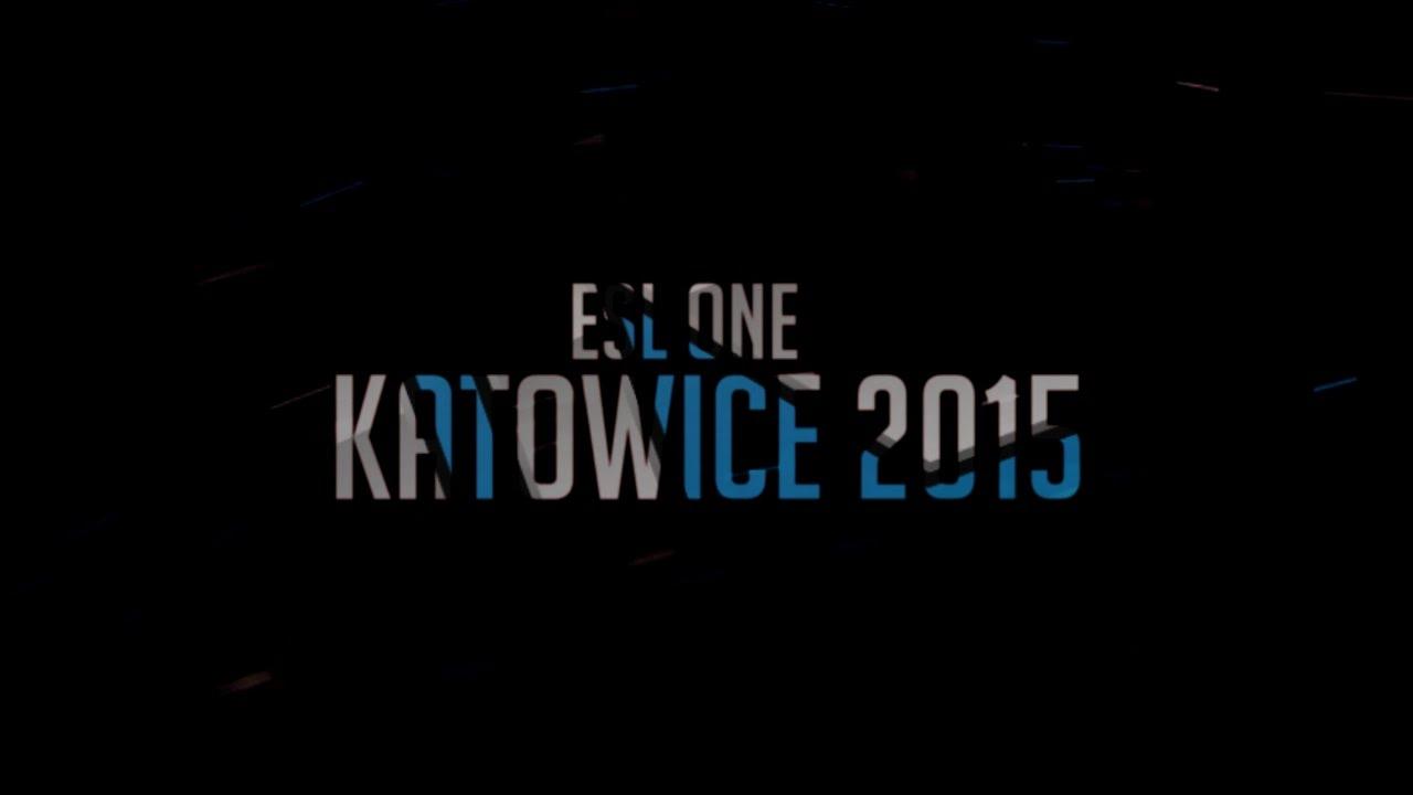 ESL One Katowice 2015 highlights
