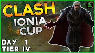 Wir SNEAKEN uns bis in's FINALE! :D | CLASH HIGHLIGHTS (League Of Legends)