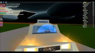 ROBLOX Storm Chasing - S4 EP8 - Massive Tornado In The Grasslands!