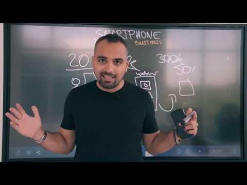 Das Smartphone Business Deutsch - Verdiene Geld mit deinem Telefon - Lerne vom Besten der Branche