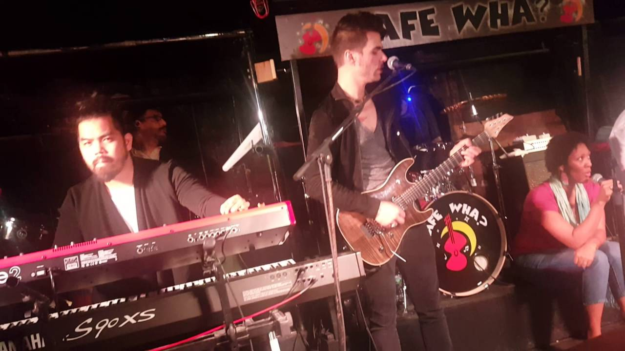 Cafe Wha Band : gravity cover by the incredible cafe wha house band nyc youtube ~ Russianpoet.info Haus und Dekorationen