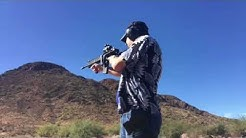 Shooting at Queen Valley AZ