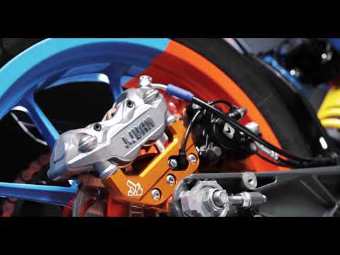 Dual caliper bracket for KTM DUKE and KTM RC | BAGOROS PERFORMANCE |
