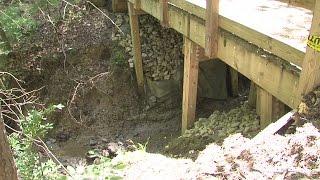 Moreland Hills Footbridges to come down