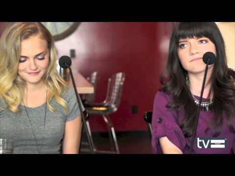 Hemlock Grove Sesaon 2 : Madeline Brewer & Madeleine Martin