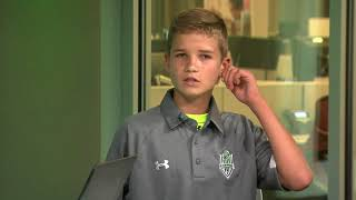 Energy FC: Episode 13 - Young soccer star kicks up his game in Europe