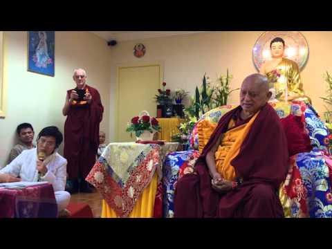 2015 06 14 1000 Sydney Talk at Vietnamese Temple
