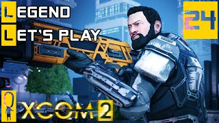 XCOM 2 - Part 24 - Rescue VIP - So Wrong To So Right - Let's Play - XCOM 2 Gameplay [Legend Ironman]